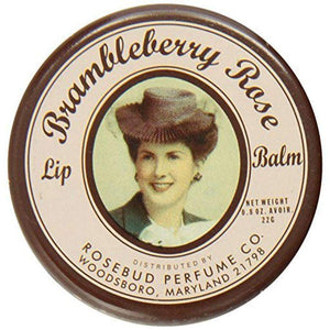 Rosebud Perfume Co Smith's Brambleberry Rose Lip Balm - 0.8 oz-Rosebud Perfume Co.-BeautyOfASite | Beauty, Fashion & Gourmet Boutique
