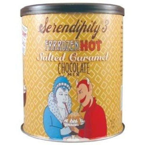 Serendipity 3 Frrrozen Hot Salt Caramel Chocolate Mix - 18 oz Canister-Serendipity 3-BeautyOfASite | Beauty, Fashion & Gourmet Boutique