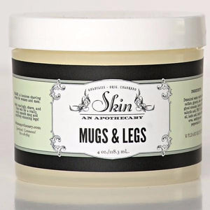 Skin An Apothecary Mugs and Legs Shaving Cream - 4 oz-Skin An Apothecary-BeautyOfASite | Beauty, Fashion & Gourmet Boutique