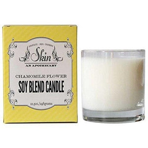Skin An Apothecary Soy Blend Candle-Skin An Apothecary-BeautyOfASite | Beauty, Fashion & Gourmet Boutique