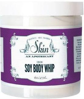 Skin An Apothecary Soy Body Whip - 16 oz-Skin An Apothecary-BeautyOfASite | Beauty, Fashion & Gourmet Boutique