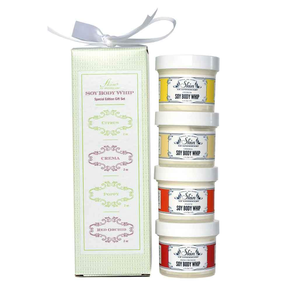 Skin An Apothecary Soy Body Whip Special Edition Gift Set-Skin An Apothecary-BeautyOfASite | Beauty, Fashion & Gourmet Boutique