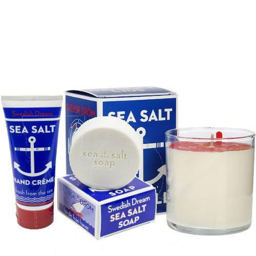 Swedish Dream Sea Salt Trio-Swedish Dream-BeautyOfASite | Beauty, Fashion & Gourmet Boutique