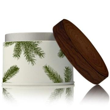 Thymes Frasier Fir Candle Tin-Thymes-BeautyOfASite | Beauty, Fashion & Gourmet Boutique