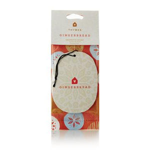 Thymes Gingerbread Decorative Sachet-Thymes-BeautyOfASite | Beauty, Fashion & Gourmet Boutique