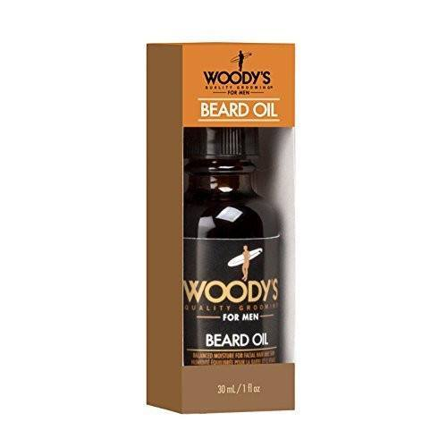 Woody's Quality Grooming Beard Oil - 1.0 oz-Woody's Grooming-BeautyOfASite | Beauty, Fashion & Gourmet Boutique