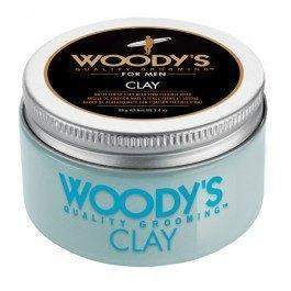 Woody's Quality Grooming Clay - 3.4 oz-Woody's Grooming-BeautyOfASite | Beauty, Fashion & Gourmet Boutique