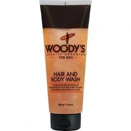 Woody's Quality Grooming Hair and Body Wash - 10 oz-Woody's Grooming-BeautyOfASite | Beauty, Fashion & Gourmet Boutique