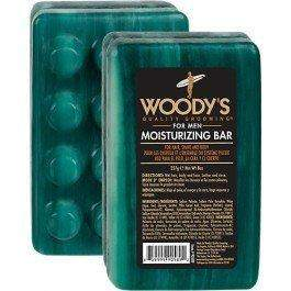 Woody's Quality Grooming Moisturizing Bar - 8 oz-Woody's Grooming-BeautyOfASite | Beauty, Fashion & Gourmet Boutique