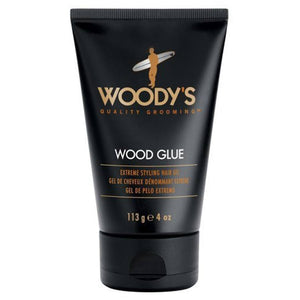 Woody's Quality Grooming Wood Glue - 4 oz-Woody's Grooming-BeautyOfASite | Beauty, Fashion & Gourmet Boutique