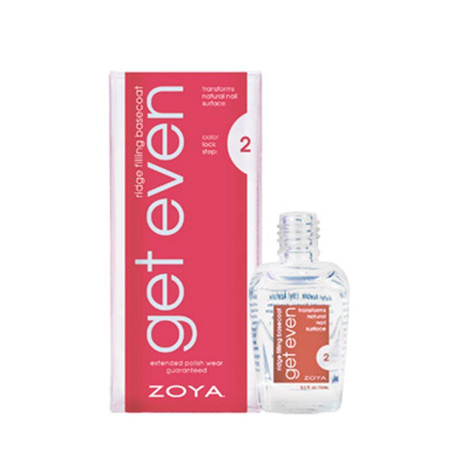 Zoya Get Even Ridge Filling Base Coat - 0.5 oz-Zoya-BeautyOfASite | Beauty, Fashion & Gourmet Boutique