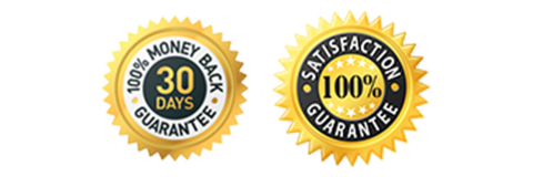 30 Day Guarantee | 100% Satisfaction Guaranteed