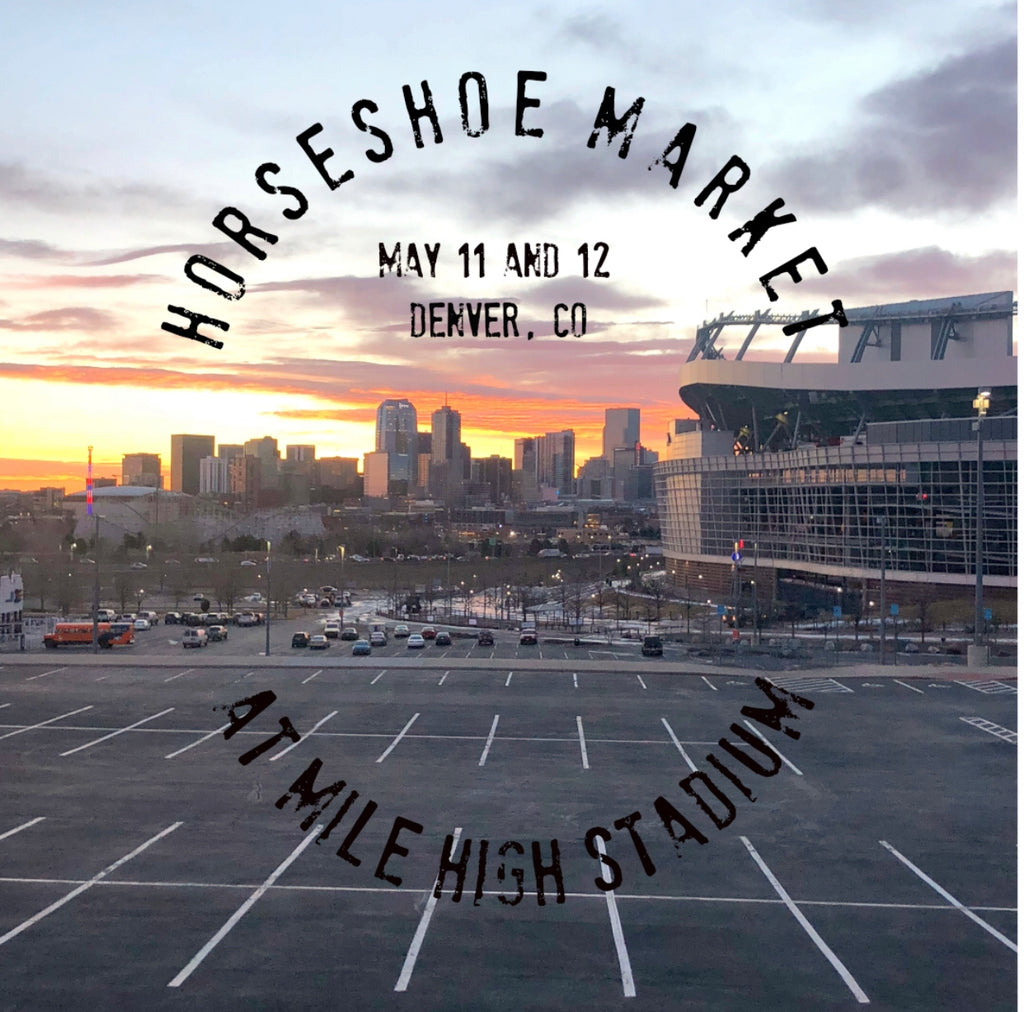 THIS WEEKEND'S HORSESHOE MARKET