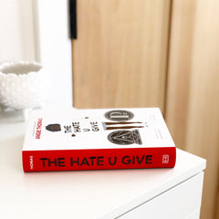 The Hate You Give Book pagefiftyfive
