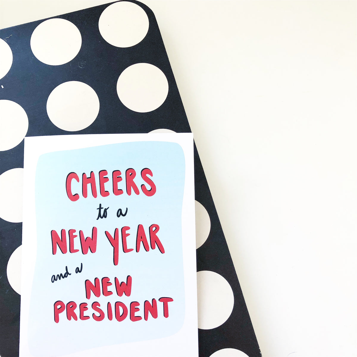 Cheers to a New Year and a New President