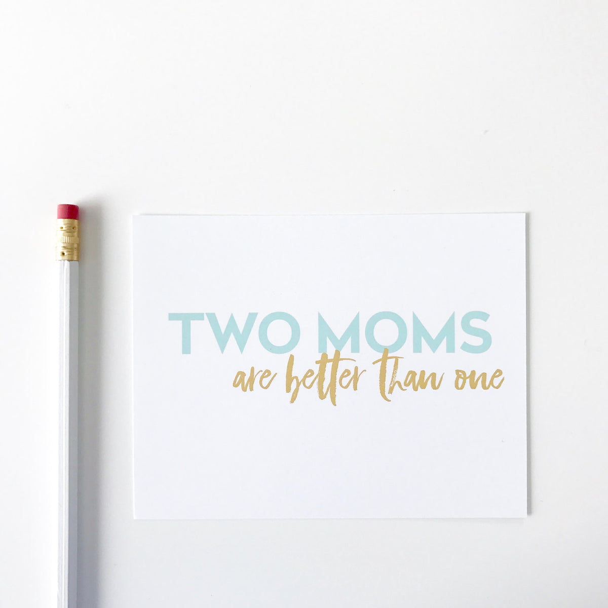 Lesbian Mother's Day Card