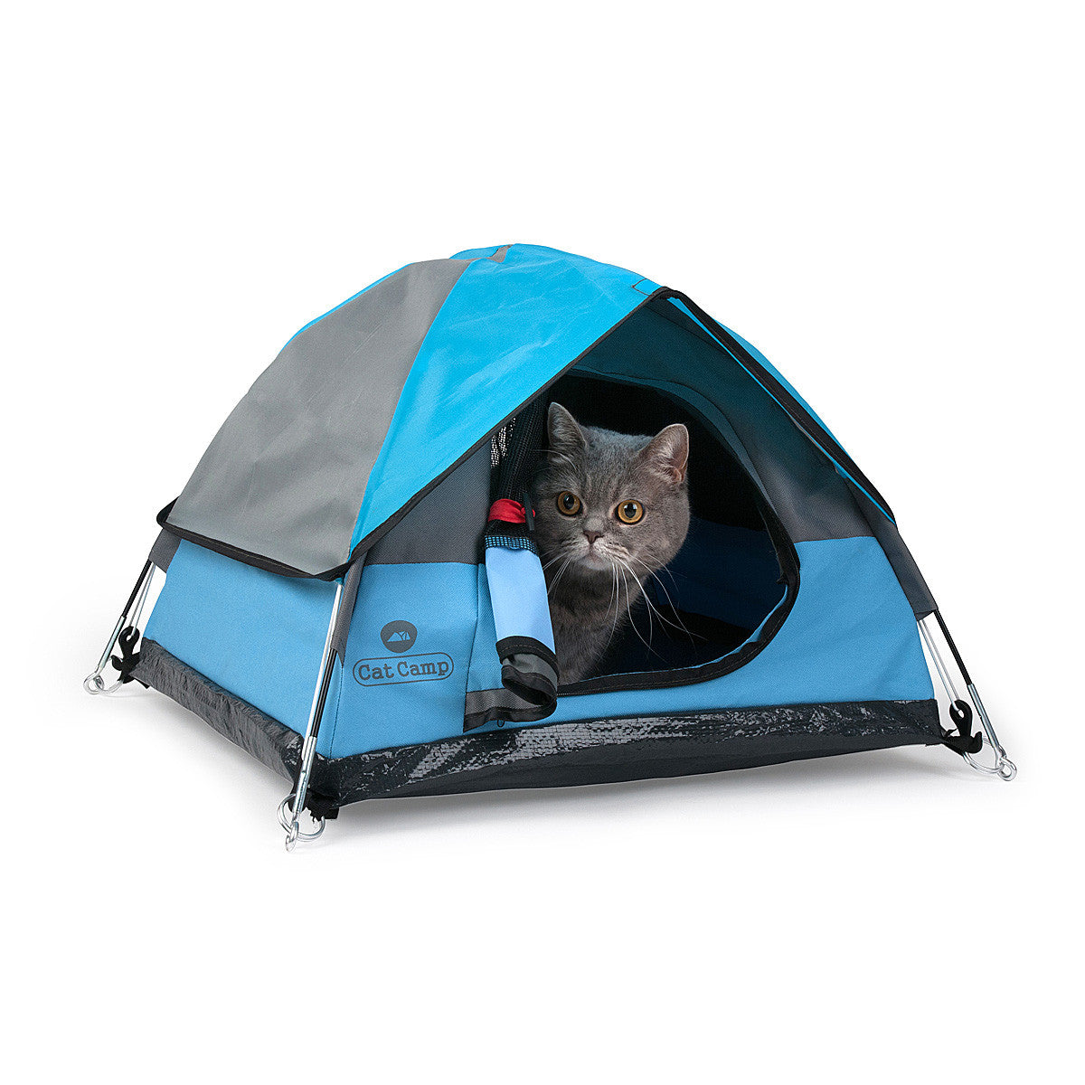 Cat Camp - Tiny tents for cats | Cat Camp - The Mini Display Tents