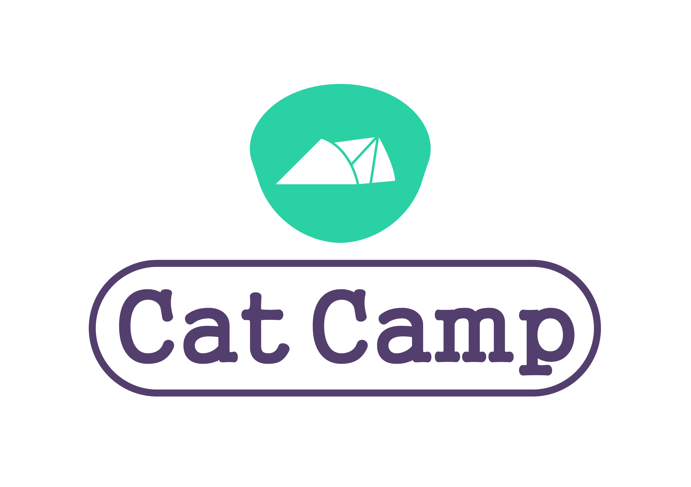 Cat Camp - Tiny tents for cats