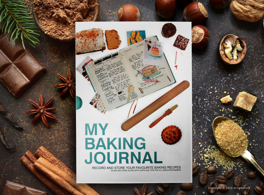 My Baking Journal