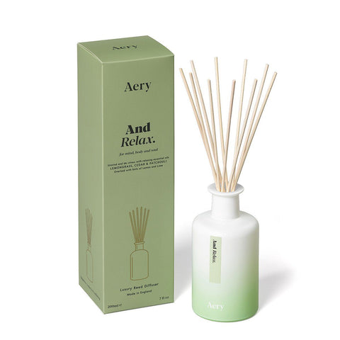 Aromatherapy 200ml Reed Diffuser