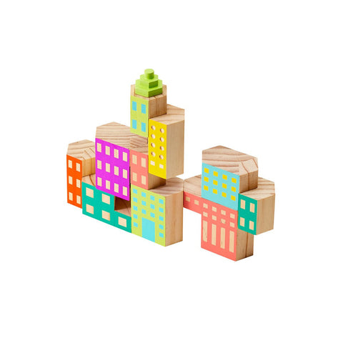 Blockitecture Deco Building Blocks
