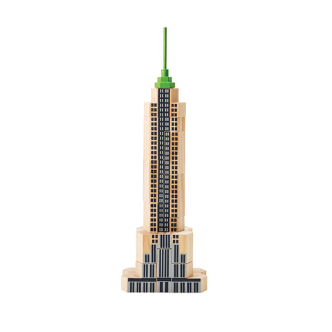 Blockitecture Nyc Skyscraper Building Blocks
