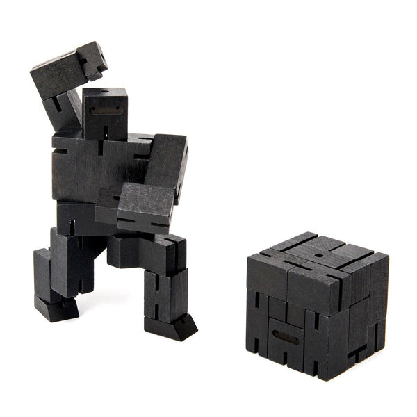 Cubebot Small Ninja Robot Toy