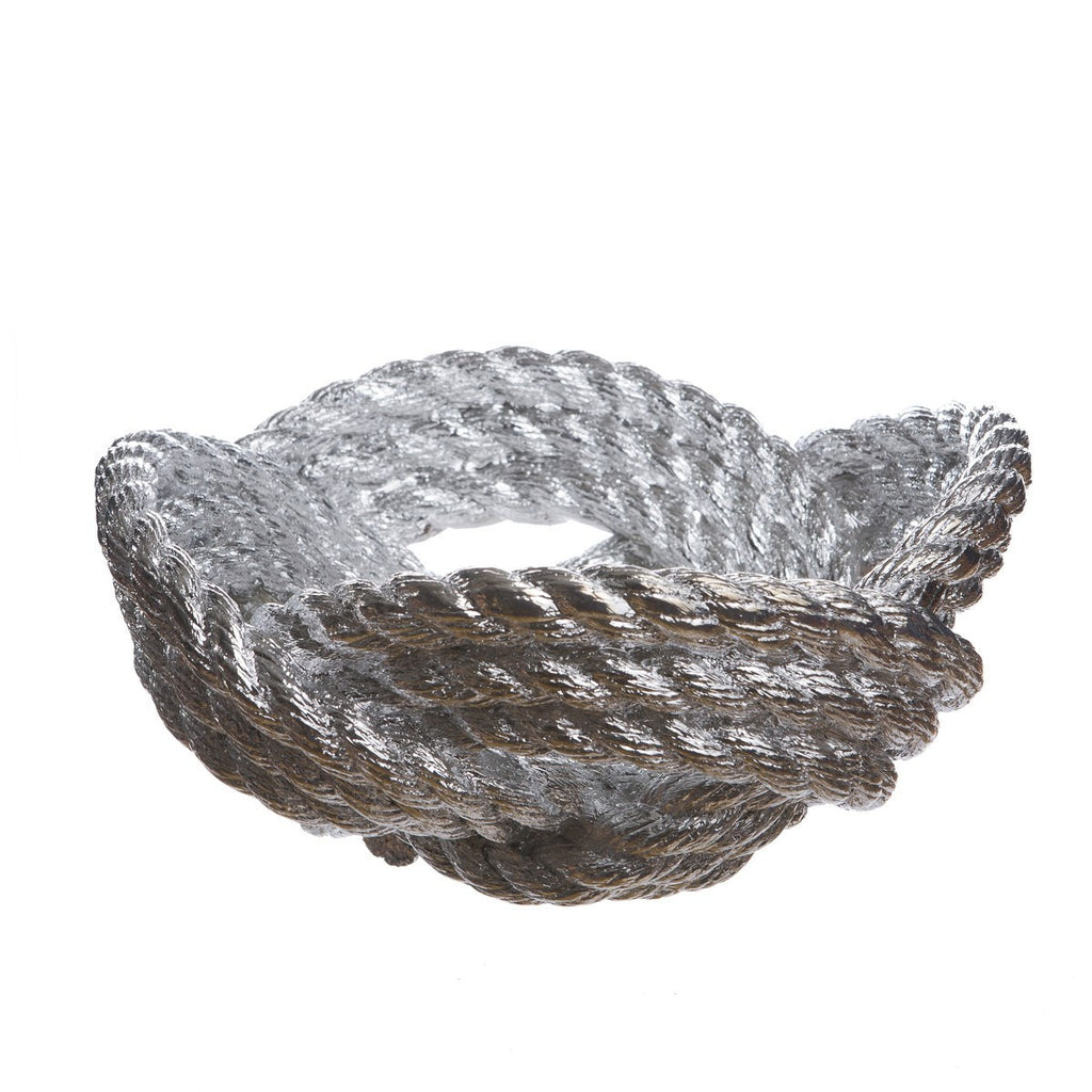 Knotted Rope Bowl