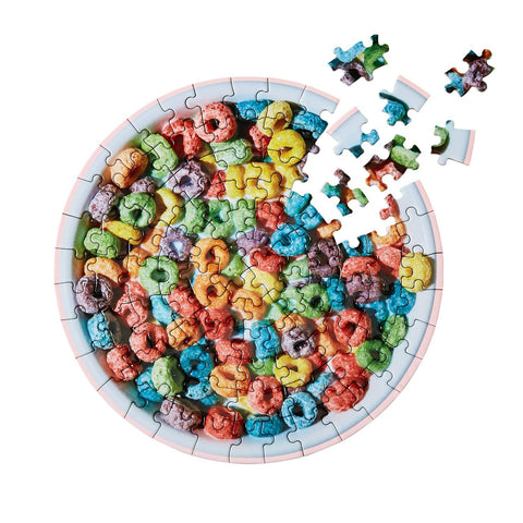 Little Puzzle Thing Munchies Jigsaw