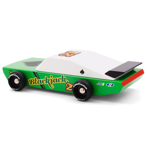 Blackjack Toy Car