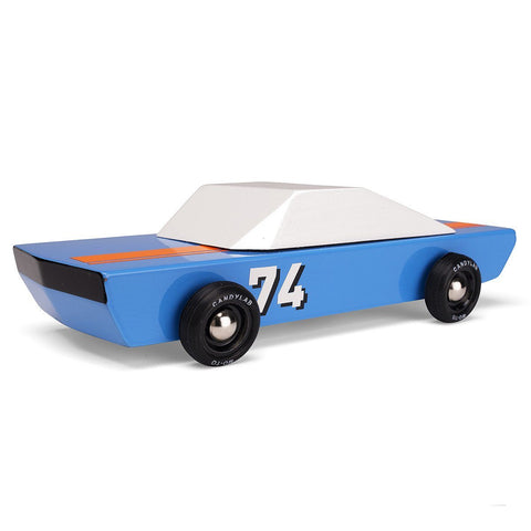 Blu74 Racer Toy Car