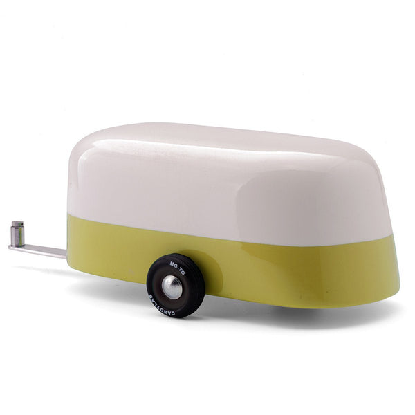 Camper - Green Toy Caravan
