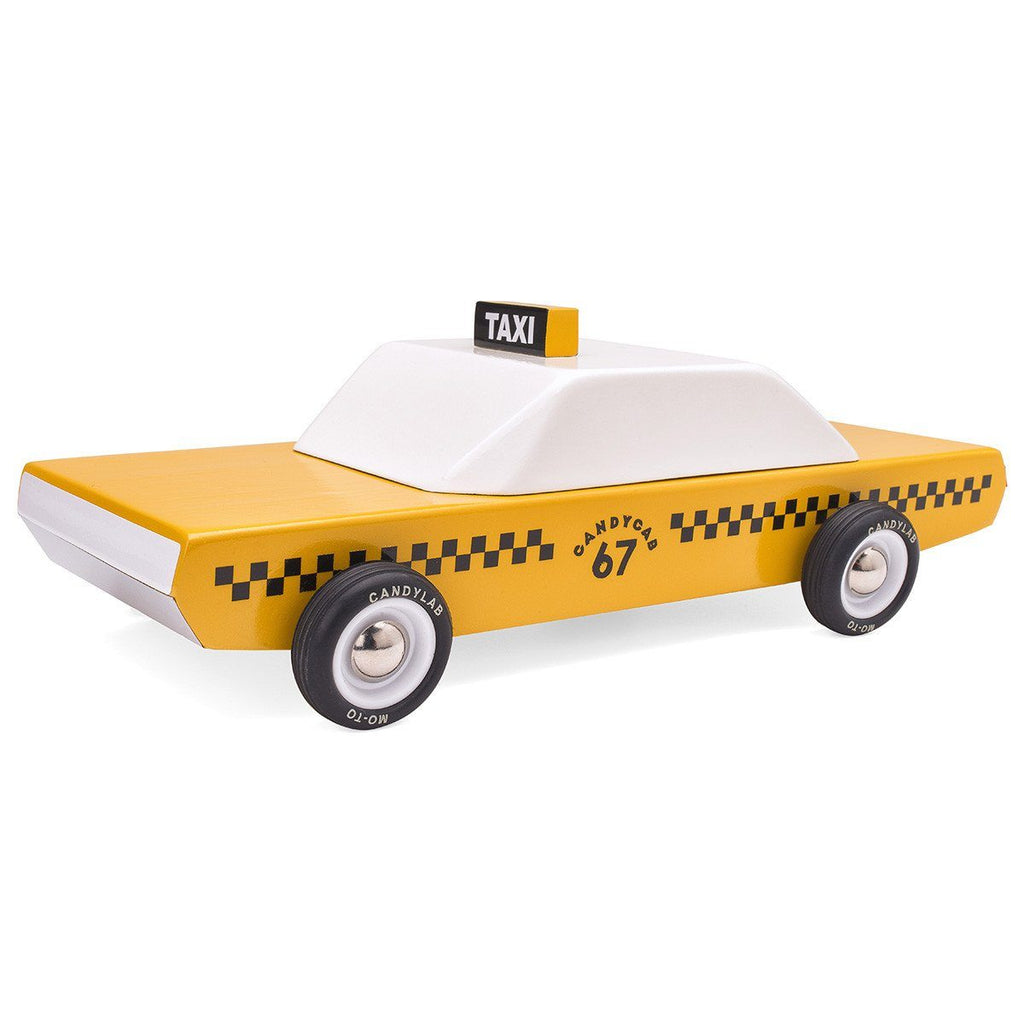 Candycab Toy Car