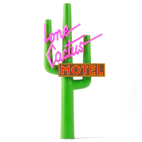 Lone Cactus Wooden Toy