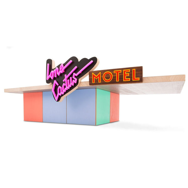 Motel Wooden Toy