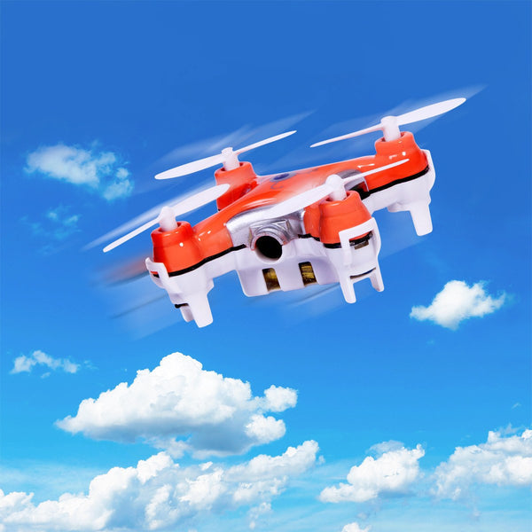 Mini Quadcopter with Camera