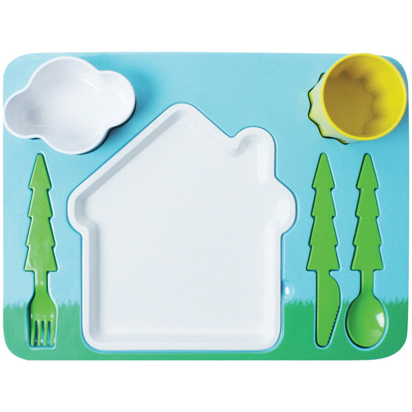 Dinner Set Kids Tableware