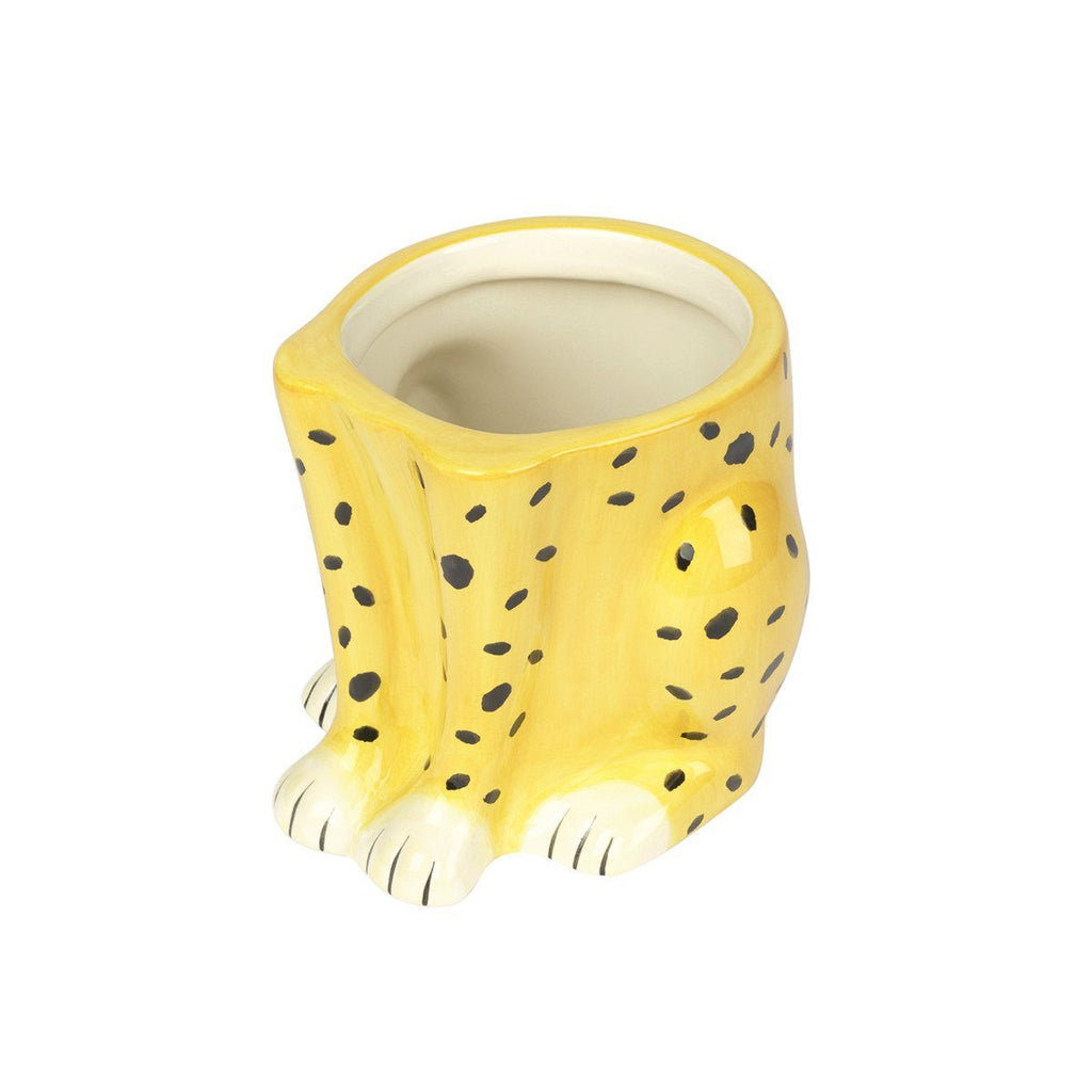 Urban Jungle Plant Pot Cheetah