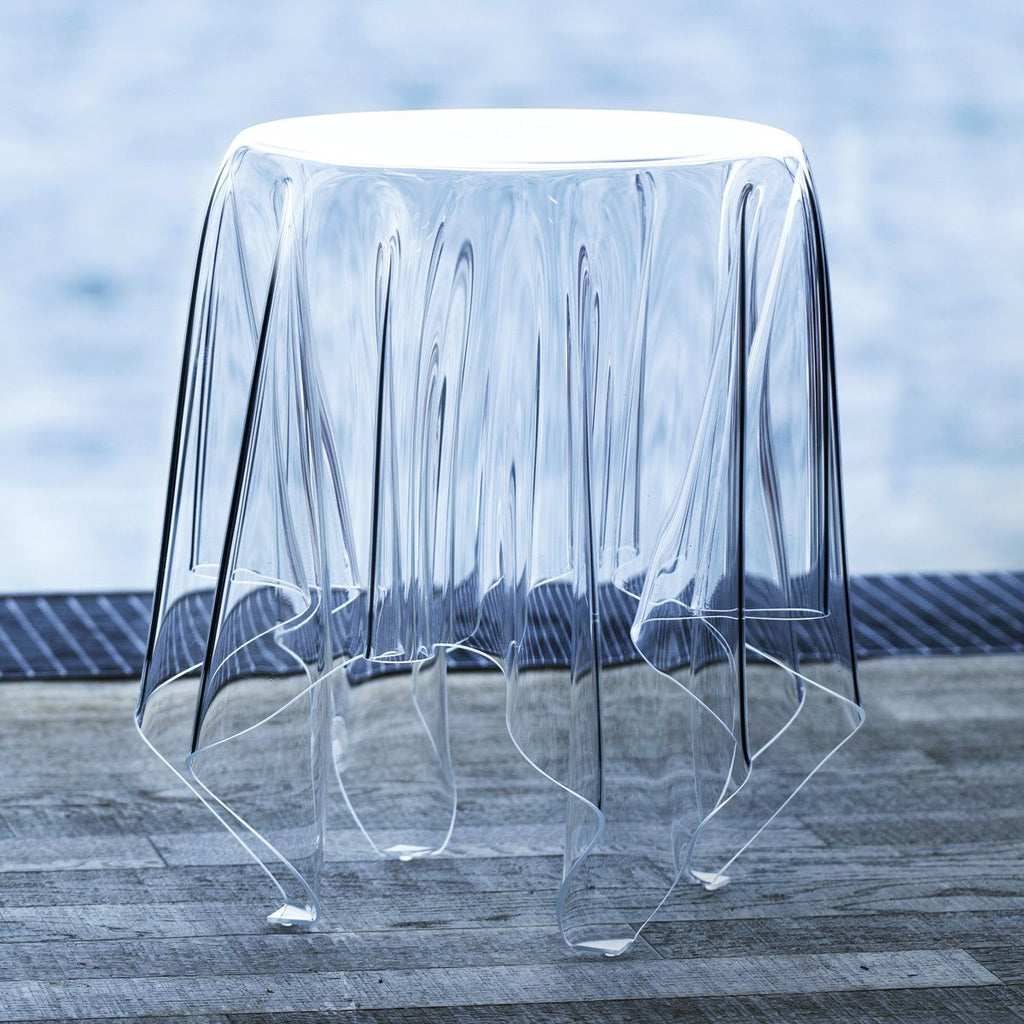 Illusion Clear Table