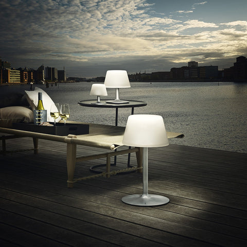 Sun Light Lounge Small Outdoor Lamp