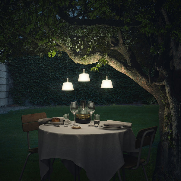 Sun Light Pendant Outdoor Lamp