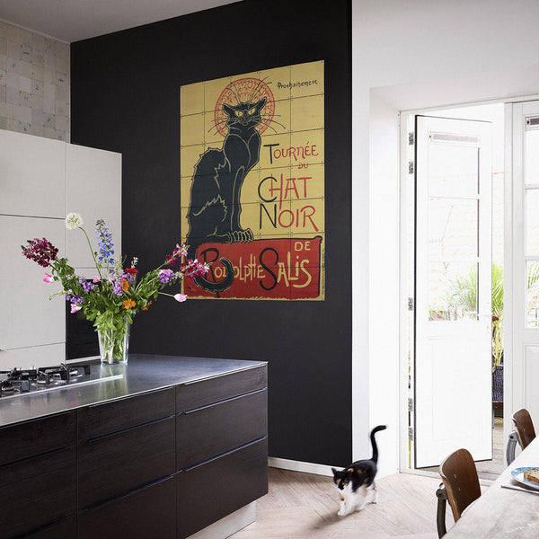 Le Chat Noir Wall Art