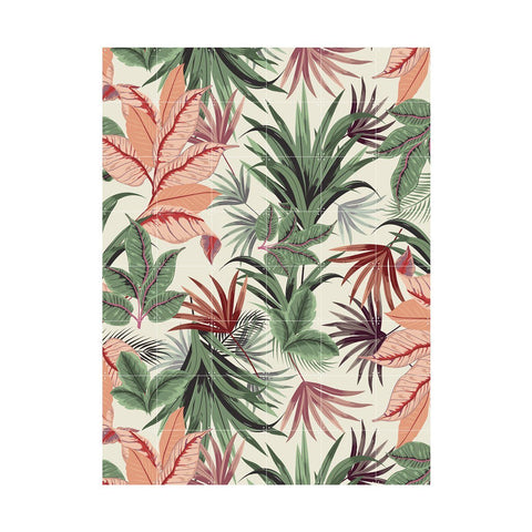 Pink Jungle Wall Art