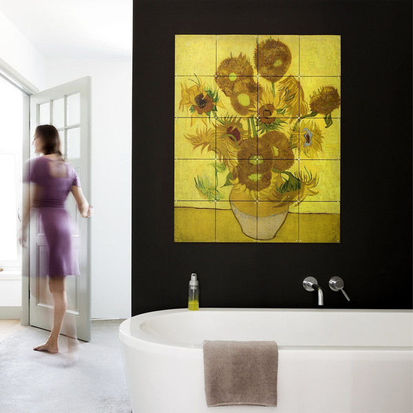 Sunflowers Wall Art