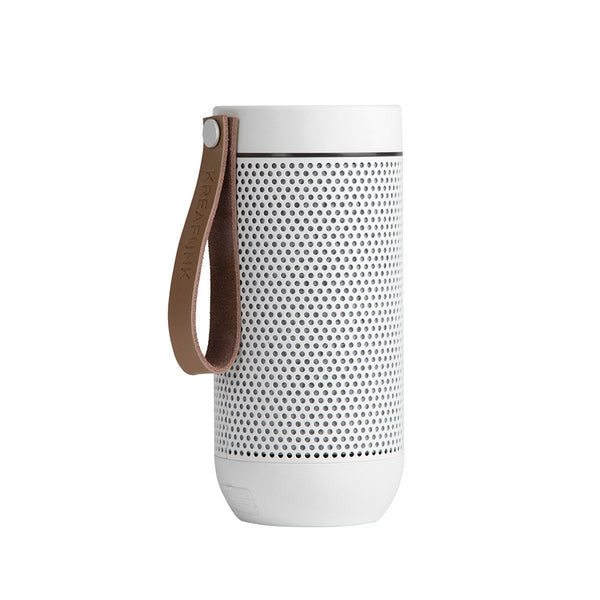 Afunk White Edition Bluetooth Speaker