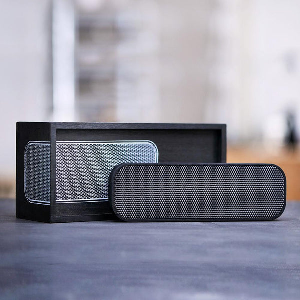 aGroove Black Edition Portable Wireless Speaker