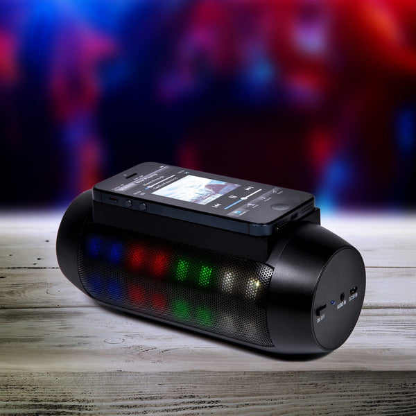 LED Touch Speaker
