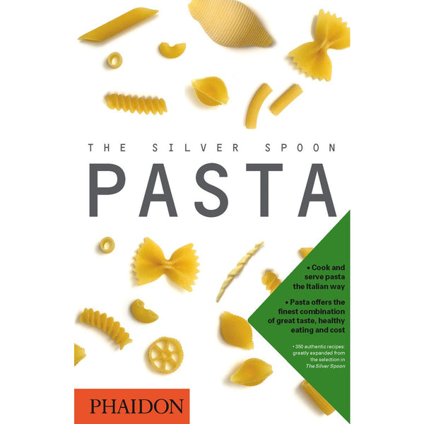 Silver Spoon Pasta Cook Book