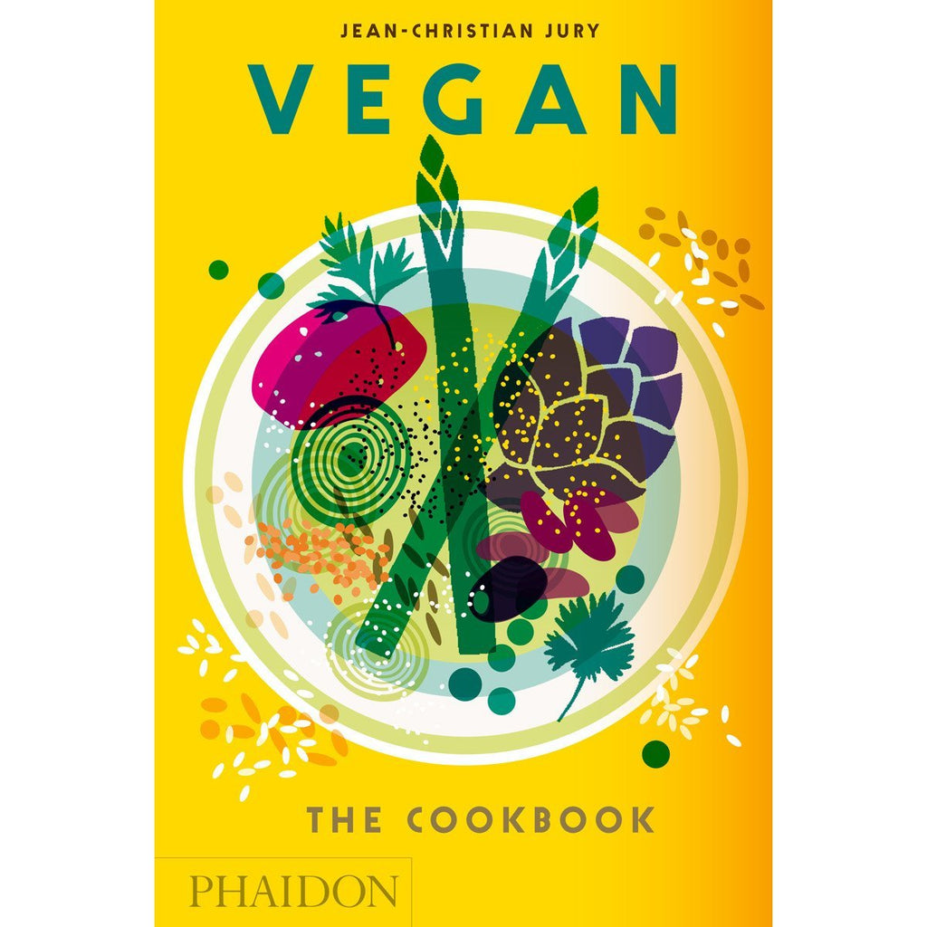 The Cookbook Vegan