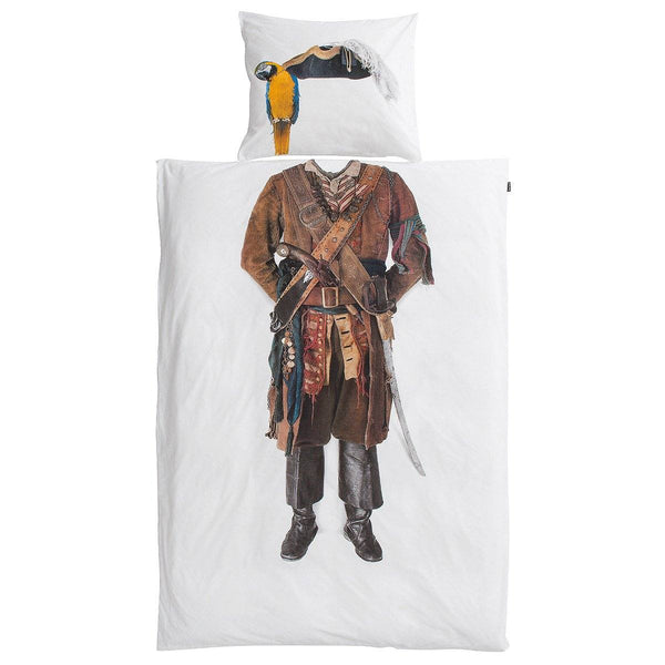 Snurk Quilt Cover Set Pirate